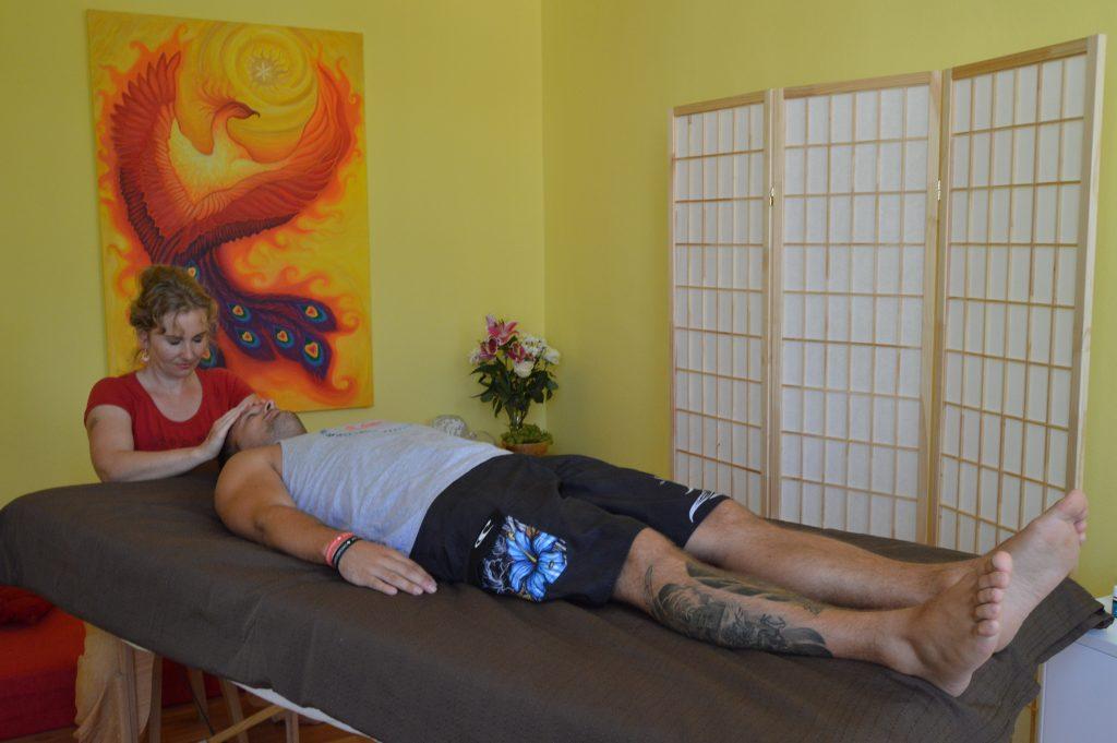 Craniosacral therapy Saraca´s Essence Sun